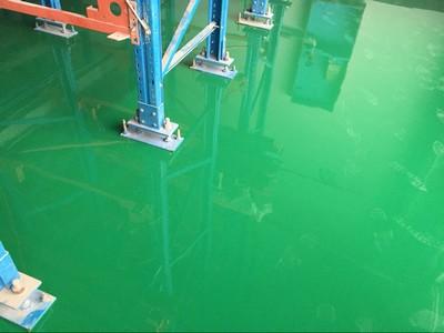 环氧地坪漆涂膜时的注意事项